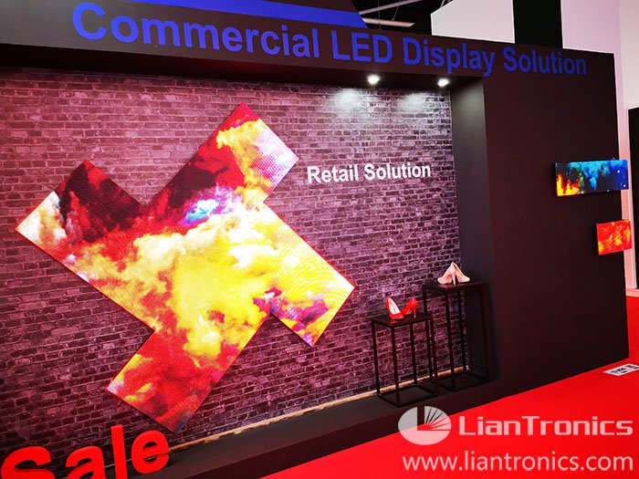 FM Series --- Stretched Bar Type FHD LED Commercial Display